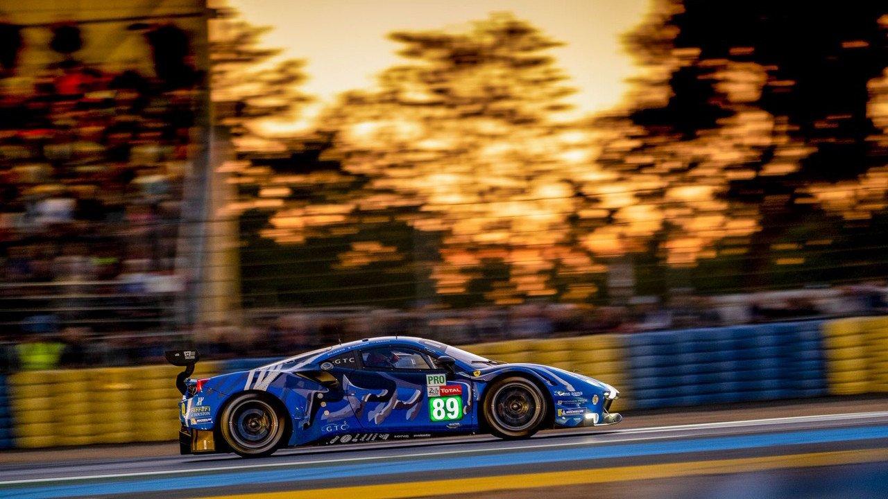 Risi Competizione reafirma su presencia en las 24 Horas de Le Mans 2020