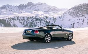 Rolls-Royce Dawn Aero Cowling, el descapotable de Bespoke se transforma en roadster