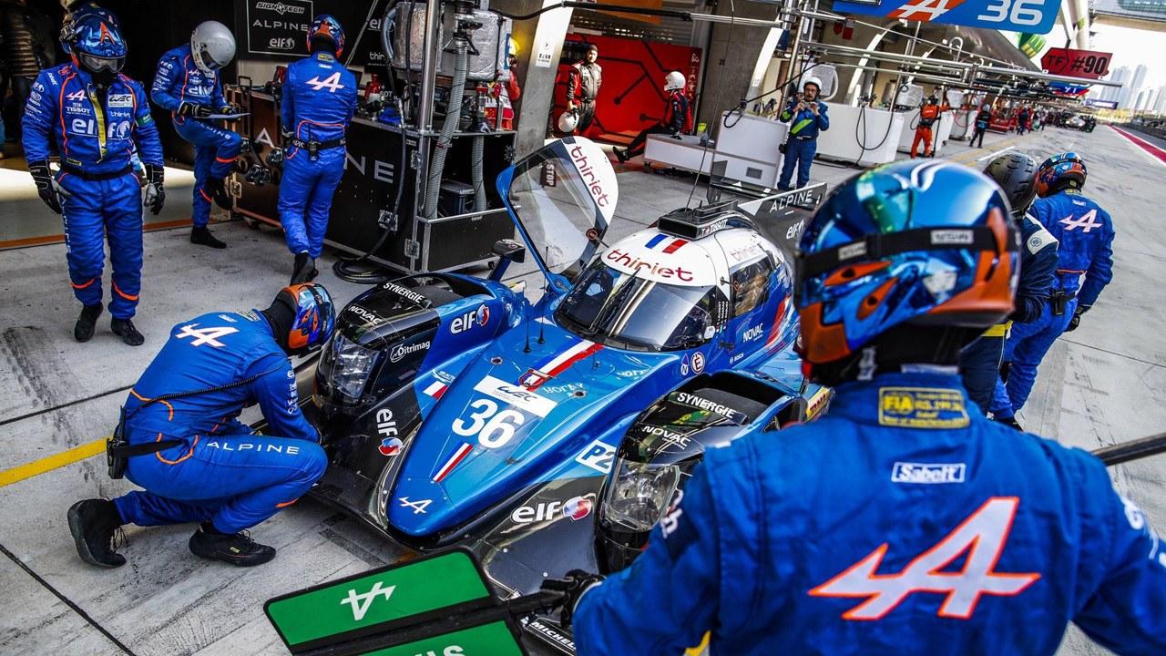 Signatech involucra a Alpine en su plan para competir en la clase LMDh