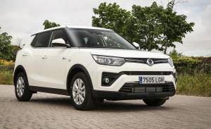 SsangYong Tivoli G12T, el SUV coreano estrena versión de acceso