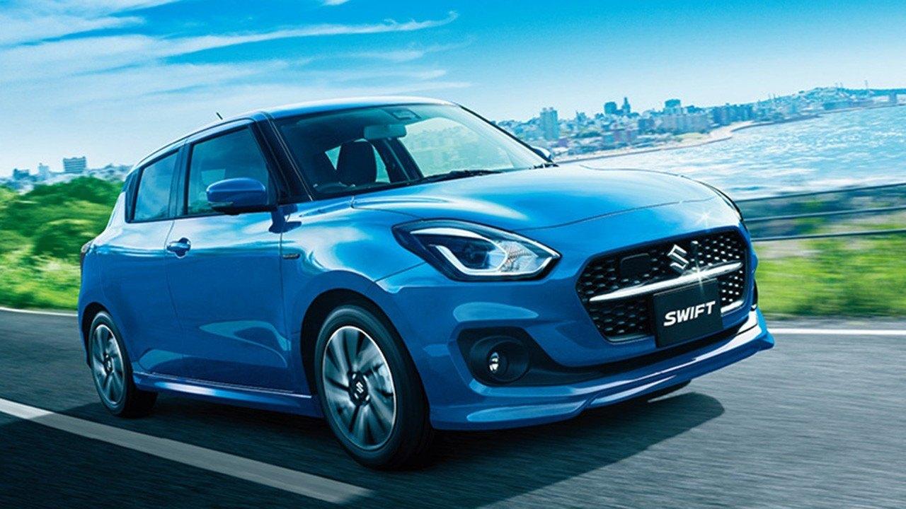 El nuevo Suzuki Swift 2020 debuta en Japón con interesantes novedades