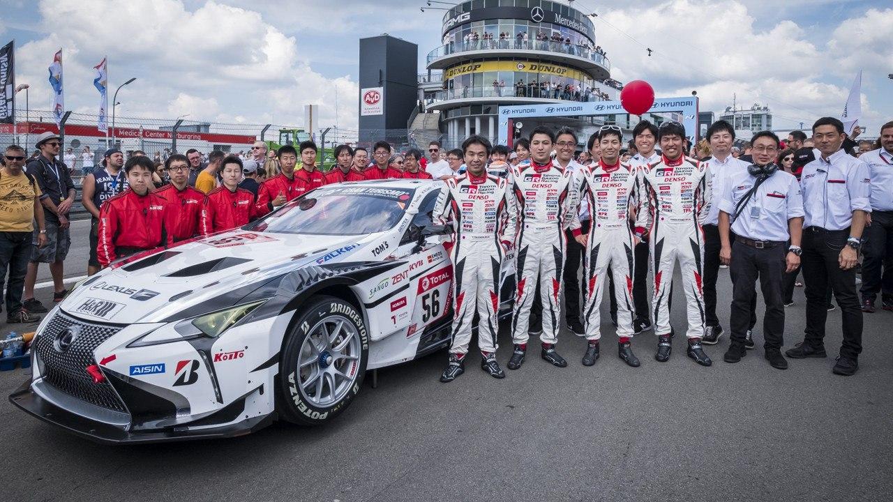 Toyota Gazoo Racing no participará en las 24 Horas de Nürburgring 2020