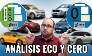Análisis de utilitarios ECO y CERO: cuáles son, ventajas e inconvenientes (Con vídeo)