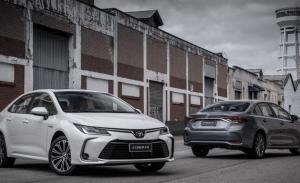 Brasil - Abril 2020: El Toyota Corolla escala puestos en un mercado desplomado
