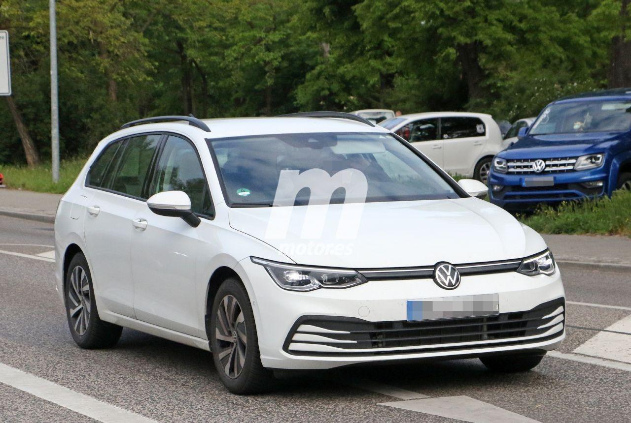 Volkswagen Golf 8 (2019) 51