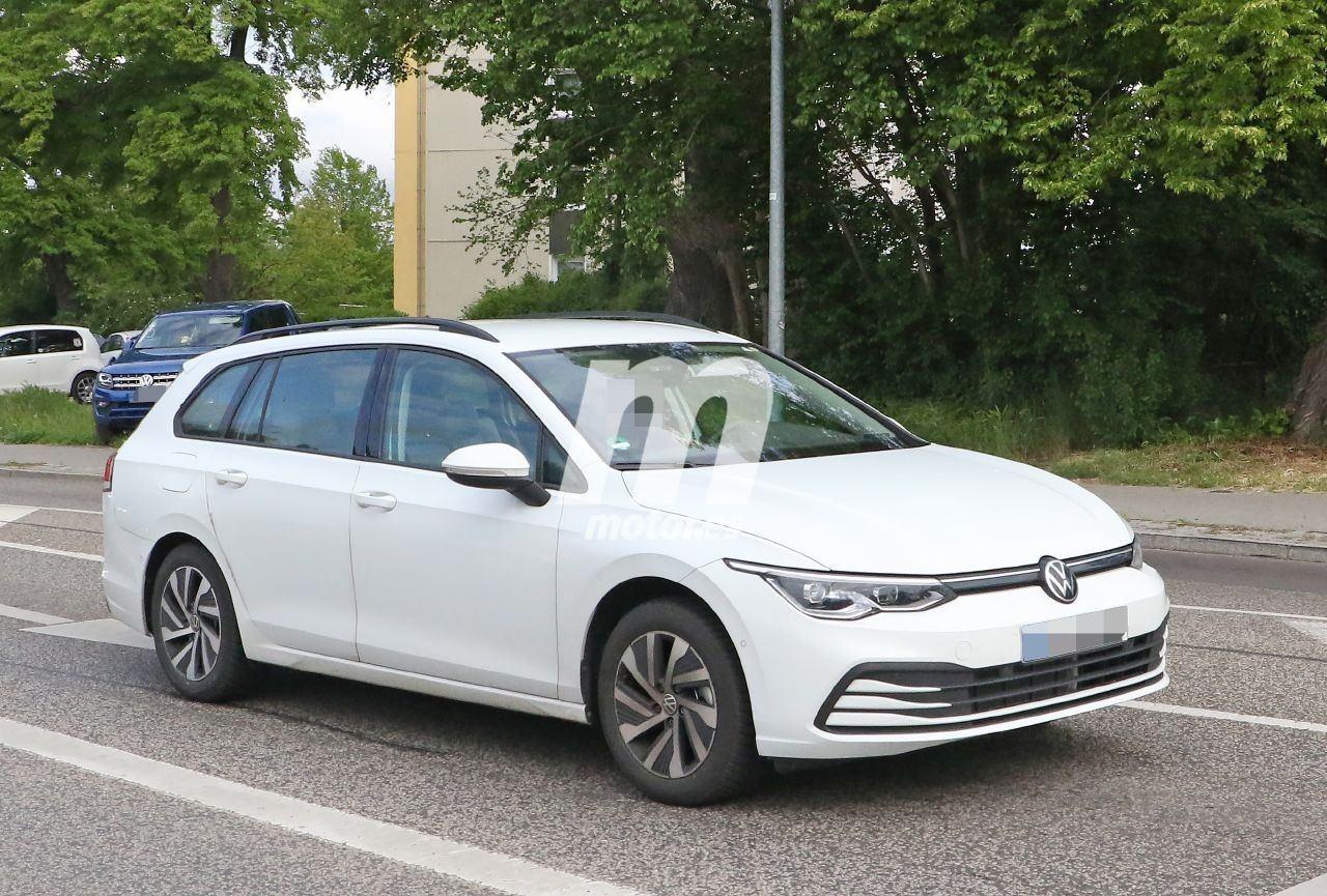 Volkswagen Golf 8 (2019) 52
