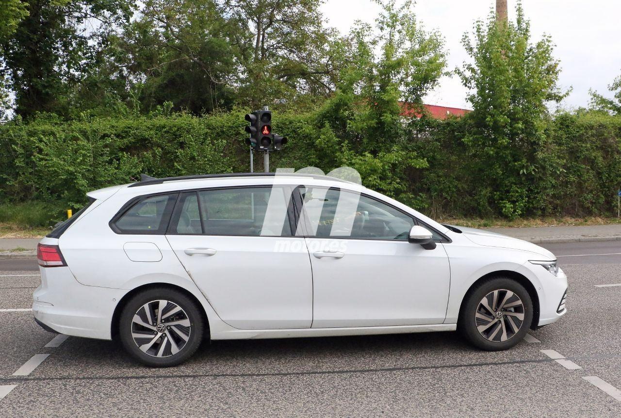 Volkswagen Golf 8 (2019) 53