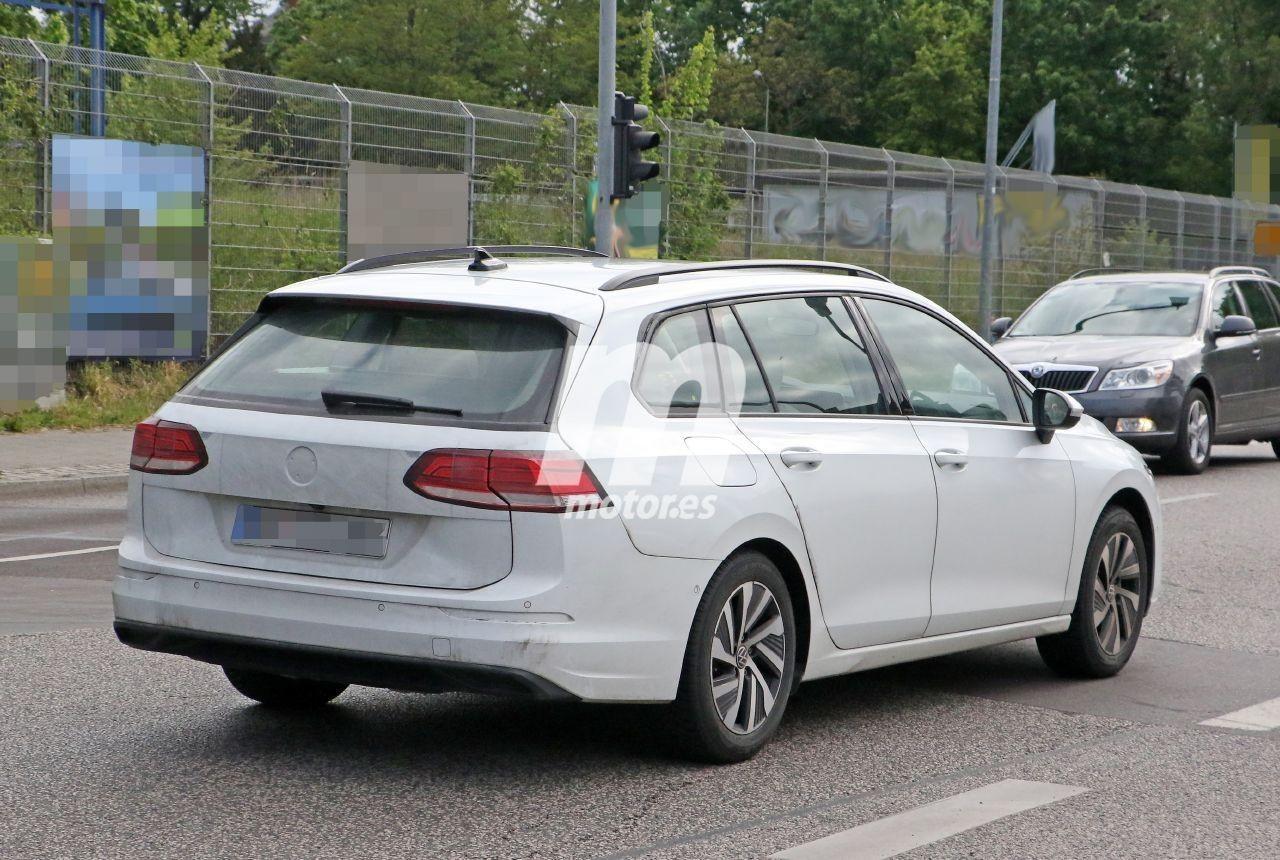 Volkswagen Golf 8 (2019) 54