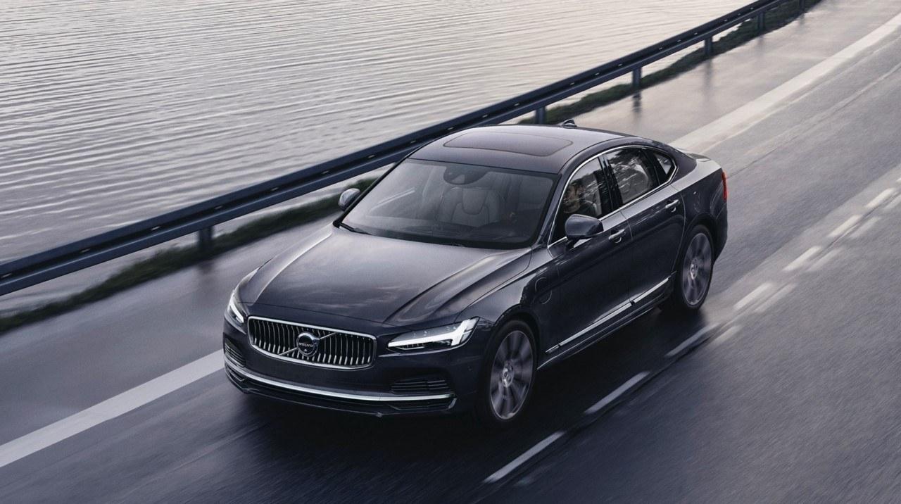 Es oficial: los Volvo ya vienen con la velocidad máxima limitada a 180 km/h