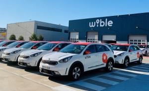 WiBLE, el car sharing de Kia y Repsol, retoma su actividad en la Comunidad de Madrid