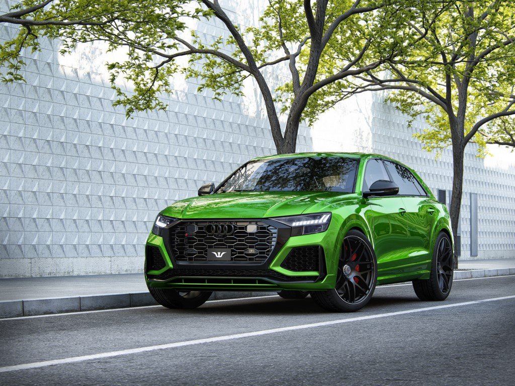 Wheelsandmore Goliath, el Audi RS Q8 convertido en una auténtica bestia