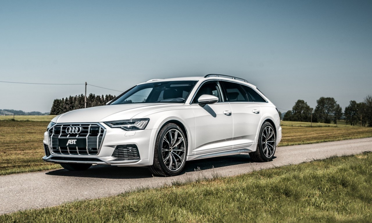 ABT retoca al Audi A6 Allroad, el familiar pierde el carácter offroad