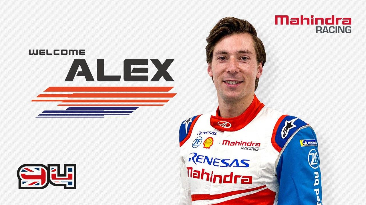 Alex Lynn sustituye a Pascal Wehrlein en el equipo Mahindra de Fórmula E