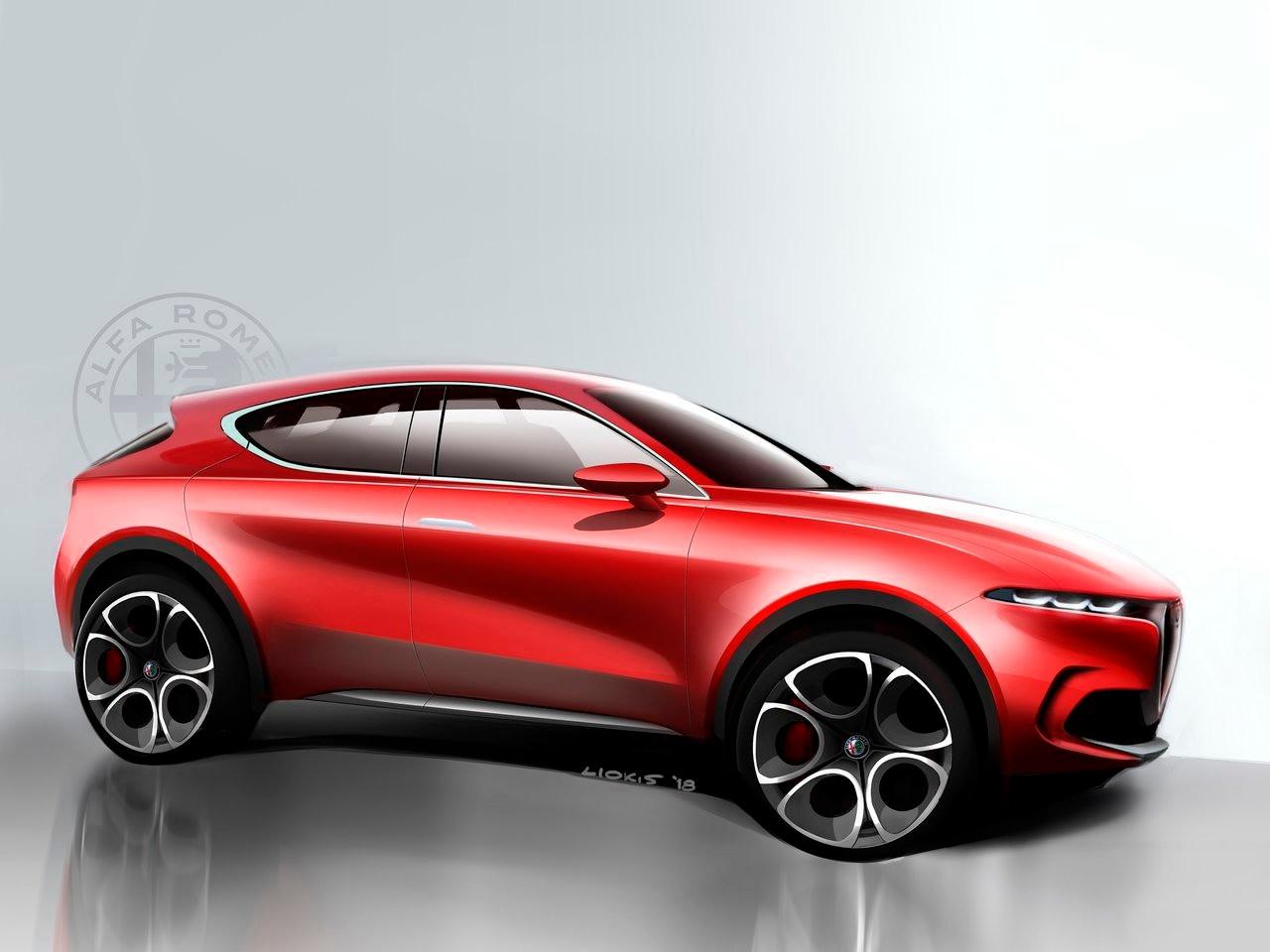 El B-SUV de Alfa Romeo llegará en 2023, te contamos sus detalles
