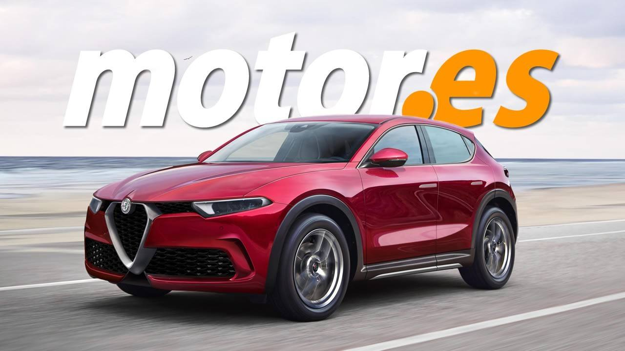 Así será el futuro Alfa Romeo B-SUV que llegará en 2023, elegante y deportivo