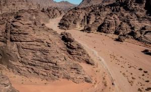 ASO presenta el primer boceto del recorrido del Dakar 2021