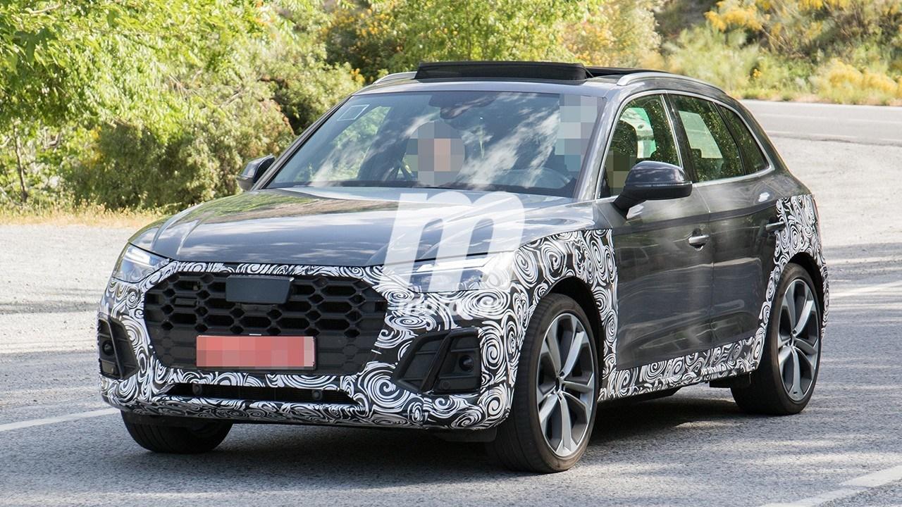 El nuevo Audi Q5 2021 se deja ver por el sur de Europa, ¡el SUV alemán será renovado!