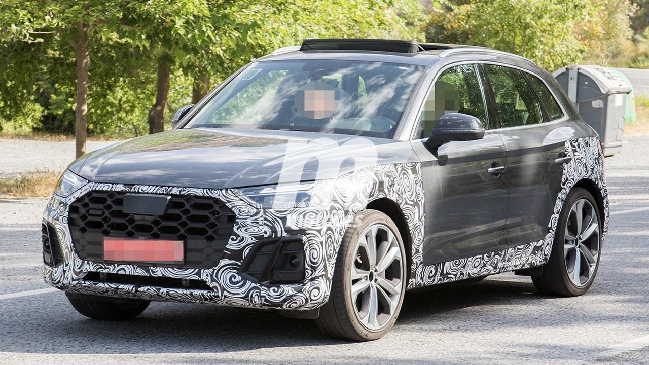 Audi Q5 II Restyling (2020) 11