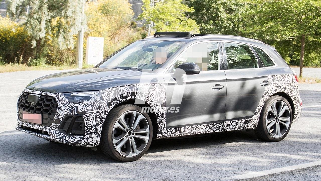 Audi Q5 II Restyling (2020) 12