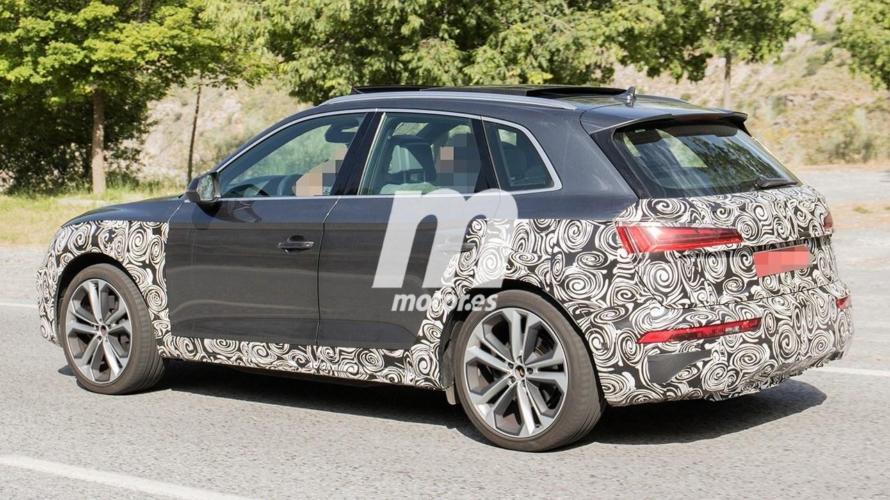 Audi Q5 II Restyling (2020) 14