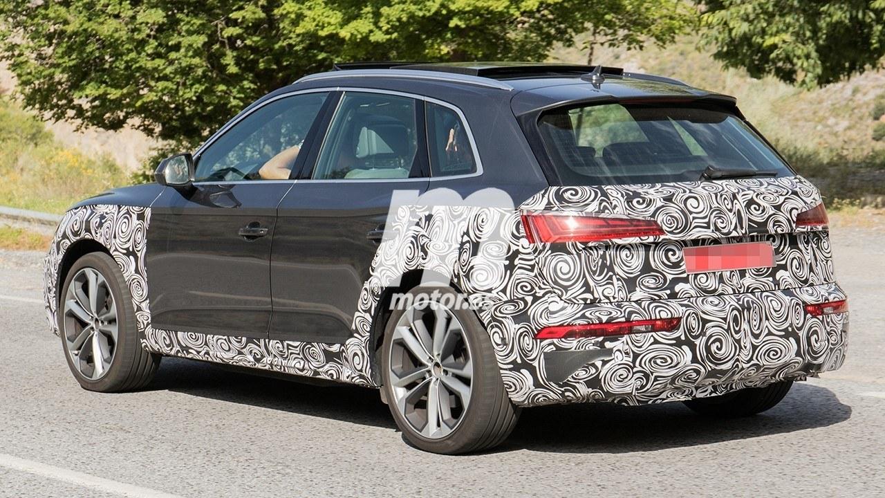 Audi Q5 II Restyling (2020) 15