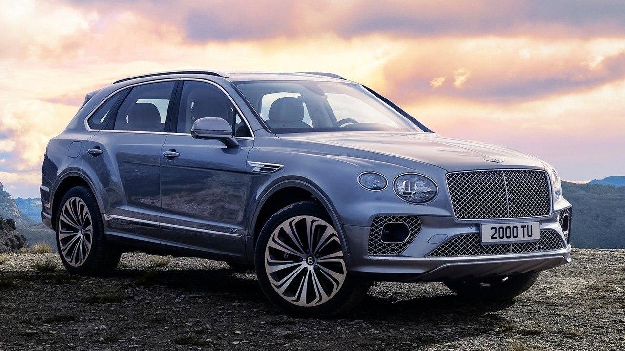 Bentley Bentayga 2021, el SUV de superlujo se pone al día