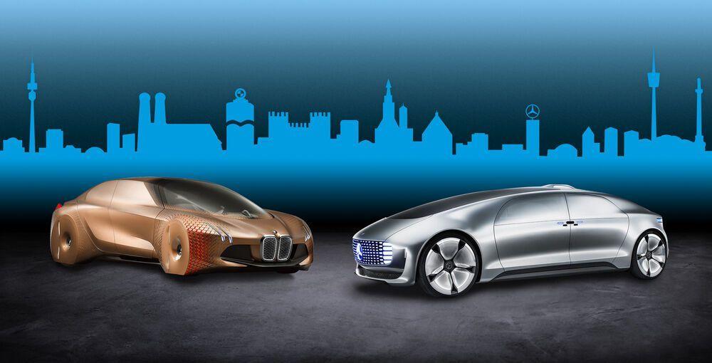 BMW y Daimler cierran el proyecto de conducción autónoma conjunto