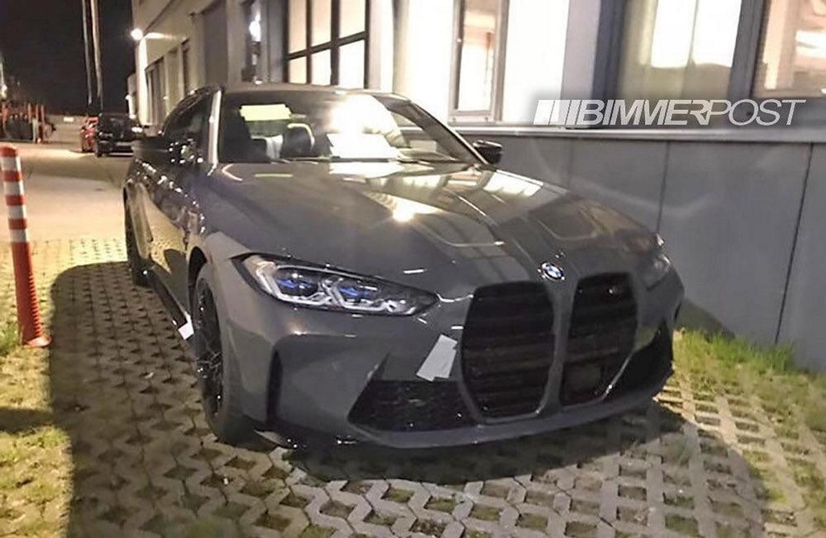 BMW M4 2021: ¿Filtrada la nueva generación? El paragolpes de la discordia