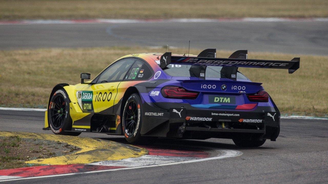 El BMW M4 DTM «ha dado un importante paso adelante», según Timo Glock