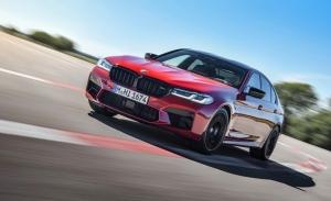 BMW rediseña los M5 y M5 Competition, y no son pocos los cambios