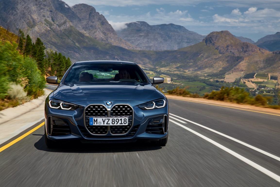 El esperado BMW Serie 4 Coupé 2020 debuta con mayor deportividad