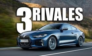 Los 3 rivales a los que el nuevo BMW Serie 4 Coupé 2020 deberá hacer frente