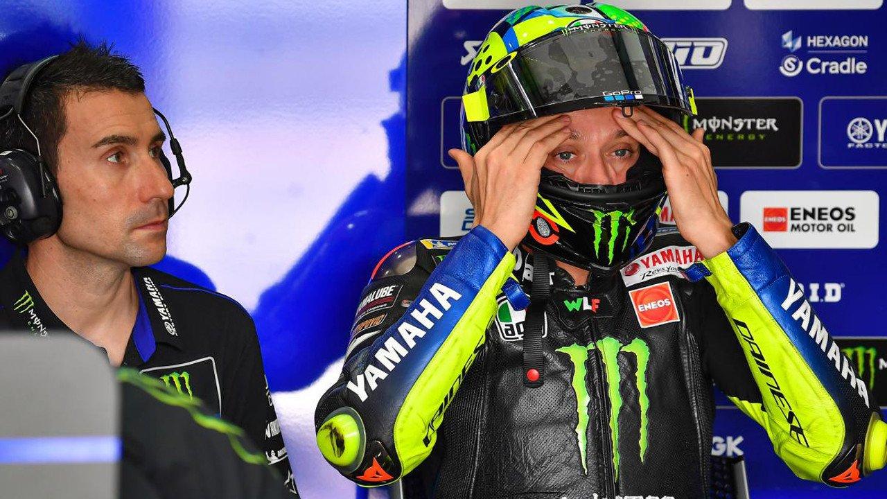Casey Stoner: «Creo que Valentino Rossi aún tiene potencial para ganar»