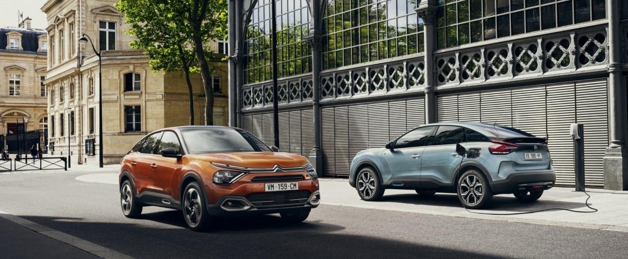 Debut oficial de los nuevos Citroën C4 y ë-C4 2021, llega el nuevo compacto francés