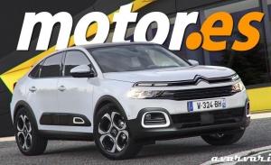 El Citroën ë-C4, un nuevo coche eléctrico, ya tiene fecha de presentación