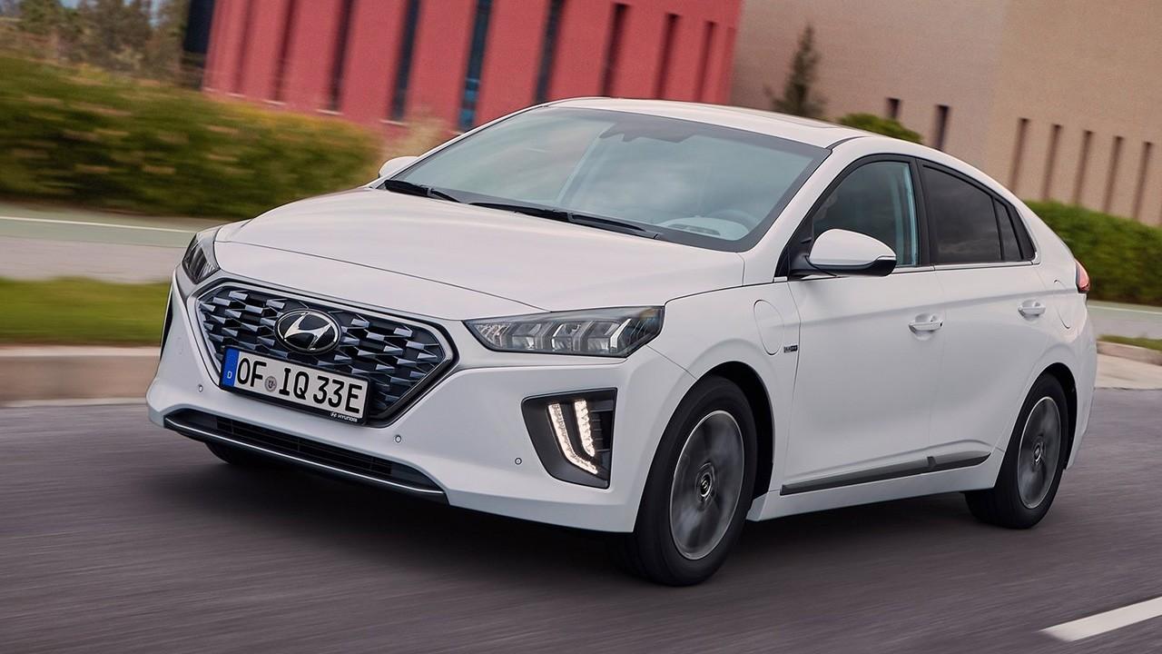 Los 10 coches híbridos enchufables más vendidos en mayo de 2020