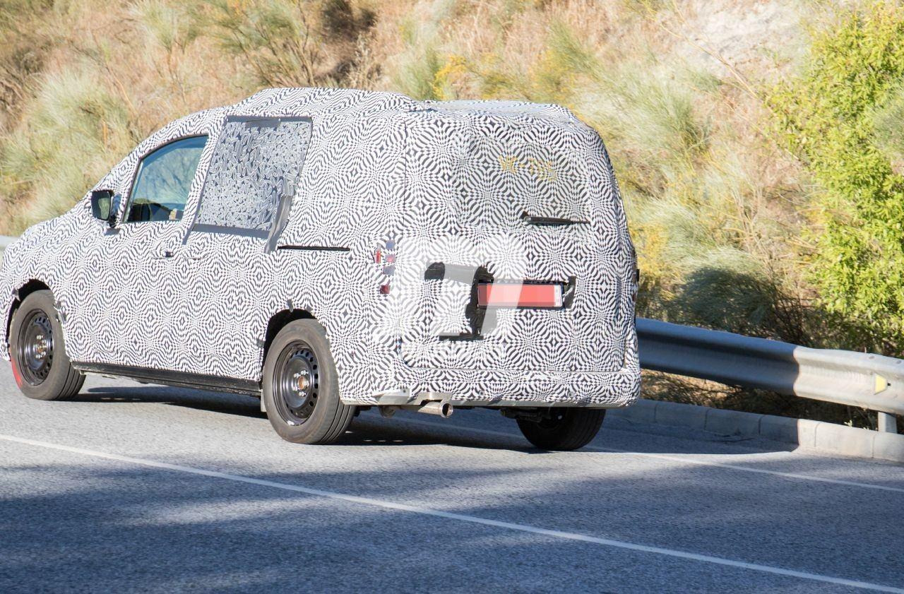 2020 Renault Kangoo III/ Mercedes Citan II 16