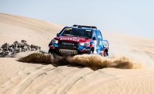 El Dakar 2021 será «un antes y un después» en la navegación