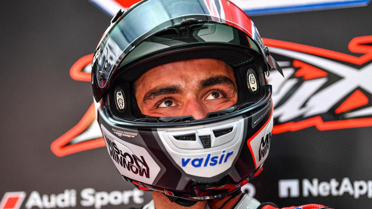 Danilo Petrucci: «Ducati ha decidido no seguir con nuestra relación»