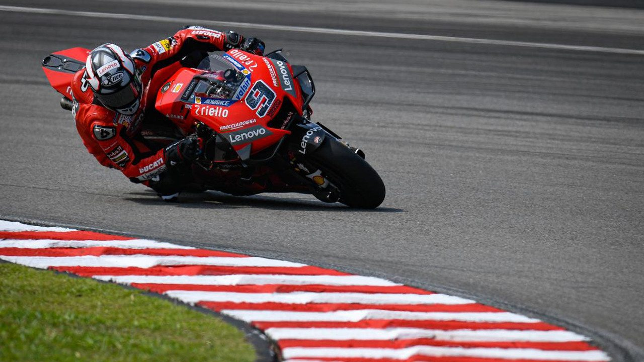 Danilo Petrucci muestra su interés por fichar por KTM para 2021