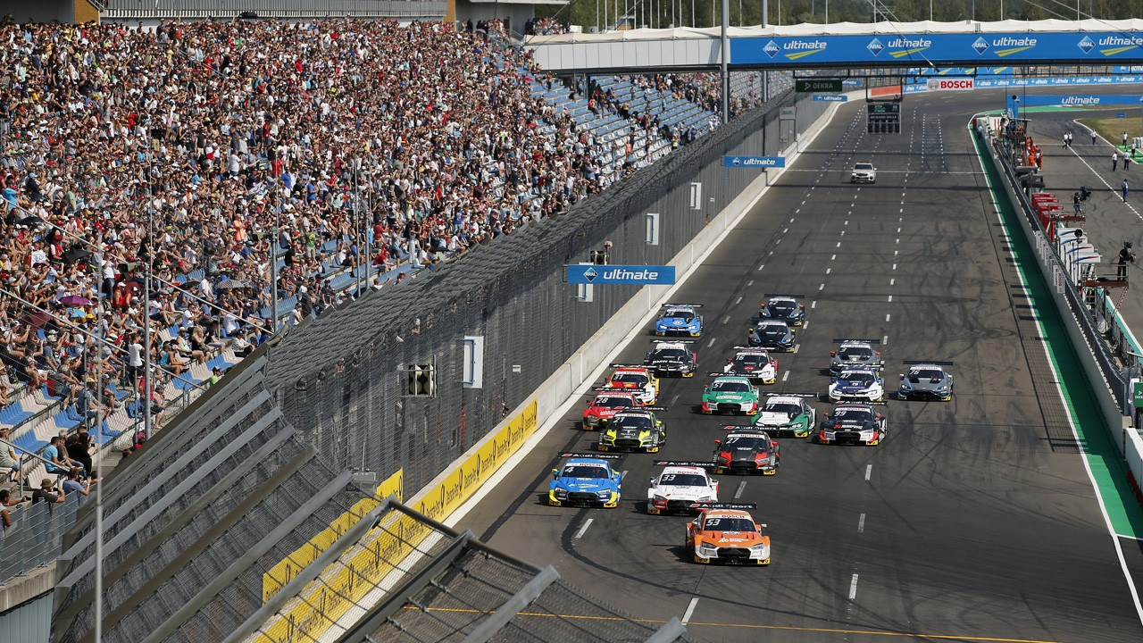El DTM usará dos configuraciones distintas de pista en Lausitzring