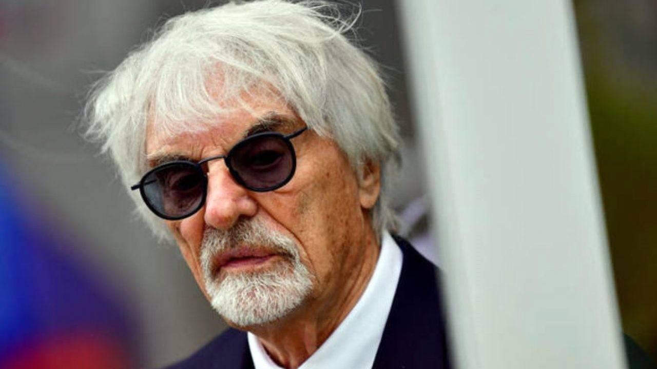 Ecclestone, desatado tras ser despreciado por la Fórmula 1