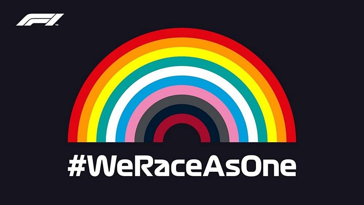 La F1 lanza la campaña #WeRaceAsOne en lucha contra el coronavirus y el racismo