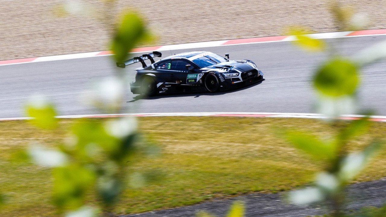 Ferdinand Habsburg: «Trabajo para ganar carreras en el DTM este año»