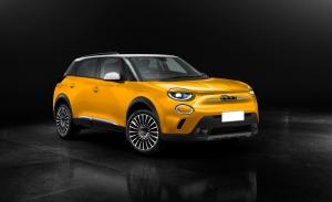 El futuro Fiat 500XL se deja ver por primera vez en estas recreaciones