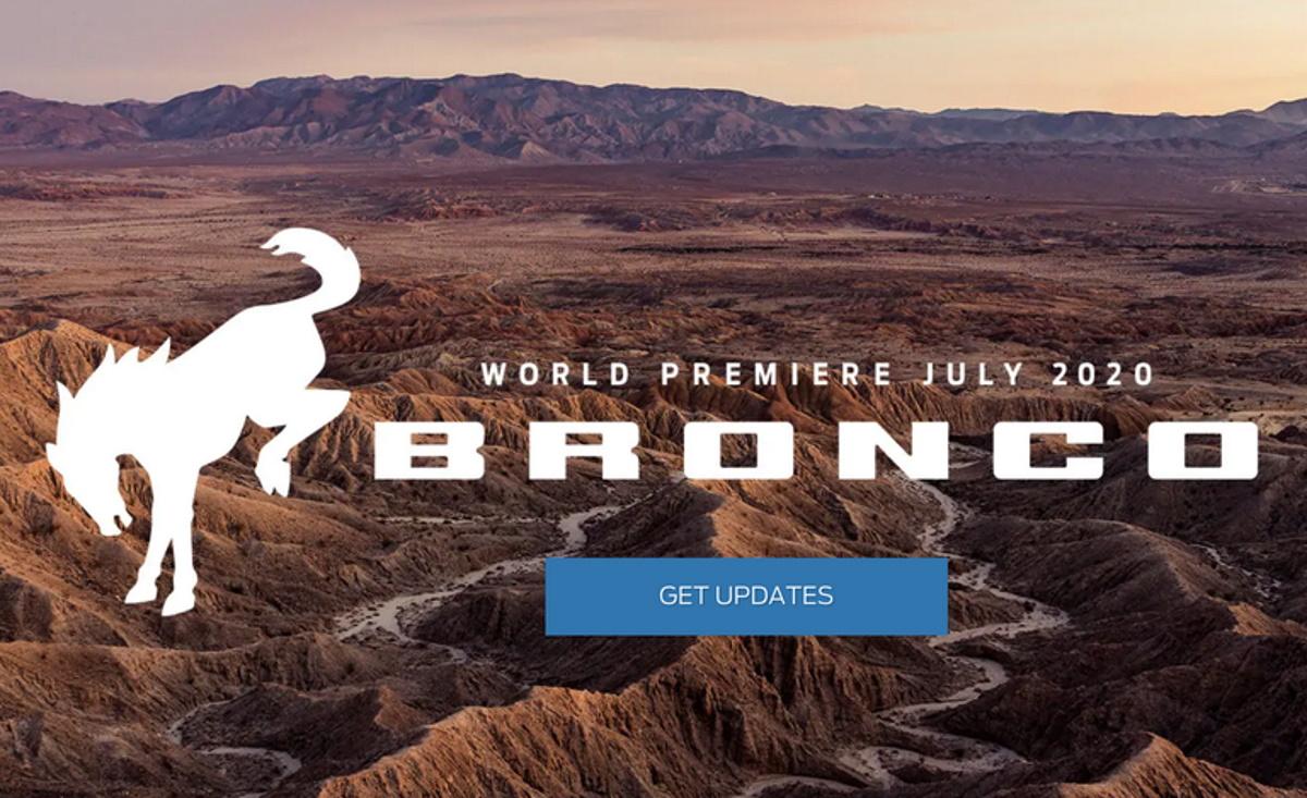 2020 Ford Bronco / Sport 37