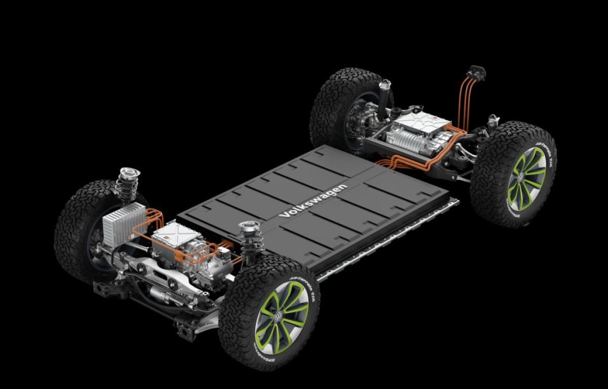 El futuro eléctrico de Ford, que llegará en 2023, tendrá un diseño propio de la marca