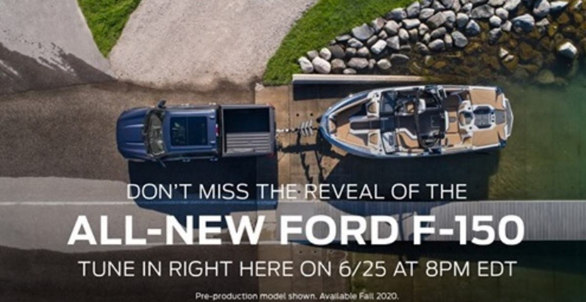 "Ford: ""el F-150 2021 será el pick-up más potente del mercado"""
