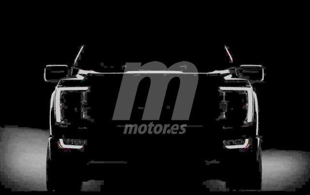 Ford muestra las ópticas del nuevo F-150 2021 en su primer teaser