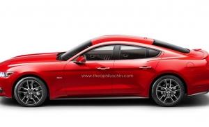 Ford trabaja en nuevos modelos bajo el sello Mustang, incluyendo un 4 puertas